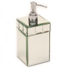 Porta Sabonete Liquido Espelhado - Mimos da Maria Presentes e Decoração