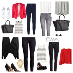 Decluttering, Minimalism, Collage, Polyvore, Closet, Travel, Outfits, Image, Fashion