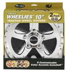 Tractor Wheel Cover
