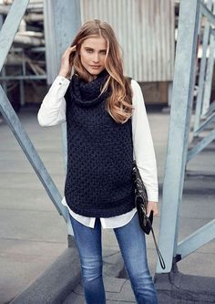 8d404991aee 5 Truques com Turtleneck. Winter Sweater OutfitsTurtleneck ...