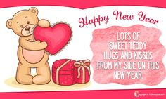 Wish You A Sweet New Year Cards