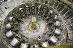 Z-Machine Pulsed Power Facility - worlds largest X-ray generator [1,500 x 1,000]