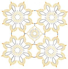 """Photo from album """"mar 1 15 on Filet Crochet, Mandala Au Crochet, Crochet Doily Diagram, Crochet Stars, Crochet Motifs, Love Crochet, Irish Crochet, Crochet Doilies, Crochet Flowers"""