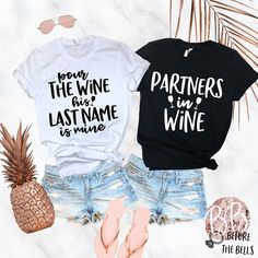 Looking for cool and chic t shirts for you bride squade or bachelorette party? T Take a look at our favorite bridal shower and bachelorette party T shirts. Before Wedding, Wedding Tips, Wedding Trends, Wedding Planning, Dream Wedding, Wedding Stuff, Perfect Wedding, Wedding Hacks, Spring Wedding