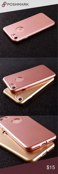 🆕the matte soft phone case • style name: the matte soft phone case • color: rose gold • material: tpu • smooth, simple matte finish case • comment to request for a phone not listed • condition: brand new boutique item ____________________________________________________ ✅ make an offer!     ✅ i bundle! ✅ posh compliant closet ⛔️ no trades 🛍 boutique item on the edge boutique Accessories Phone Cases