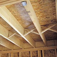 Conseils et étapes d'une construction bois Framing Construction, Construction Garage, Mezzanine Floor, Pavilion Architecture, Habitats, Tiny House, Restoration, Flooring, Wood