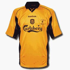 88657a52622 Reebok 00-01 Liverpool FA Cup Final Away shirt 00-01 Liverpool FA Cup