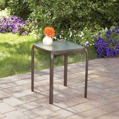 mainstays side table outdoor - Google Search