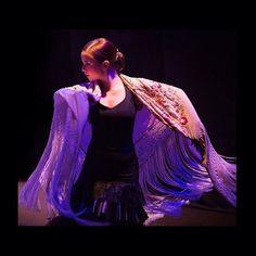 Amar, sentir y vivir... De eso se trata el flamenco. Bailaora: Clara Herrero