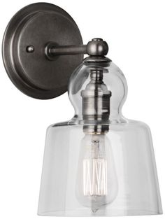 Albert Collection Robert Abbey Wall Sconce -