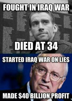 BURN IN HELL DICK CHENEY!  BURN IN HELL!