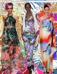 summer 2013 fashion trend tropic - Google-haku