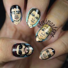 Backstreet Boys Nails