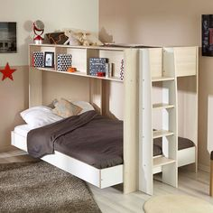 Bunk Beds Adjust, People Do Not. – Bunk Beds for Kids King Size Bunk Bed, Full Size Bunk Beds, Triple Sleeper Bunk Bed, Low Bunk Beds, Custom Bunk Beds, Triple Bunk Beds, Bunk Beds With Storage, Modern Bunk Beds, Bunk Beds With Stairs