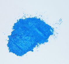 Electric Blue Cosmetic Grade Mica Powder, mica, eyeshadow, bath bombs, resin jewelry, soap, candle, nailpolish, nail polish, mica pigment by MorgansCornerShop on Etsy