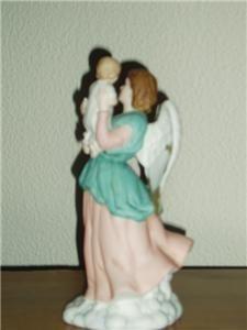 1997 home interior homco item 1495 in the garden jesus figurine