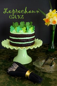Leprechaun Cake