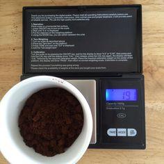My new pocket scale!!! Too cute!! . . . . #latteart #coffee #coffeetime #caffeine#coffeeart #coffeestagram  #espresso #barista #baristalife #baristagram #specialtycoffee #freepour #igcoffee #cafe #coffeelover #allthingscoffee #instagram #fairtrade #coffeeaddict #coffeegram #latte #photooftheday #picoftheday #love by m.caffeinated