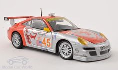 Porsche 911 (997) GT3 RSR, No.45, Flying Lizard Motorsports, ALMS