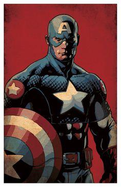 Superhero Poster Set de 4 pared decoración 11 por PropagandaPrints