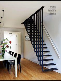 Trapontwerp door vens architecten gezien @ eigen huis & interieur magazine 2014-06