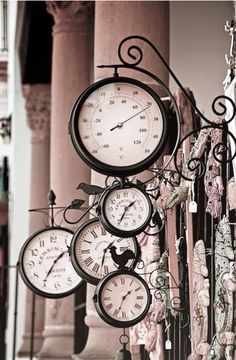 Tick-tock-tick-tock… is probably one of the most recognizable sounds. What is time? Time is what clocks measure, neither more nor less.