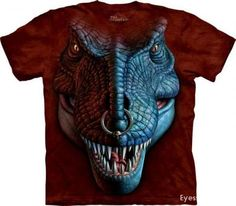 dinozaur   Cena: 38,00 zł  #tshirt #koszulkas #czerwonekoszulki