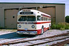 1956 GM city bus TDH-4512                                                       … Malta Bus, Bus Motorhome, Bus City, Heavy Construction Equipment, Automobile, Bus Coach, Classic Motors, Bus Conversion, Vw Bus