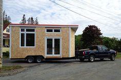 """Wohnen auf Rädern – Das """"Harmony House"""" ist klein, aber mobil"""