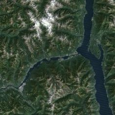 Gladsheim Peak - Google Maps