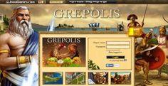 Grepolis Sign In