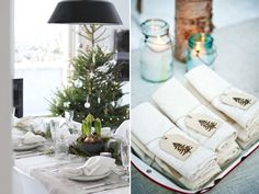 Around The Winter Table