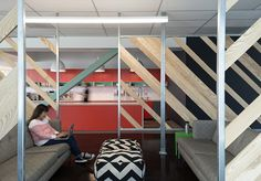 Evernote Office Pictures-- could do cool tribal patterns and colors