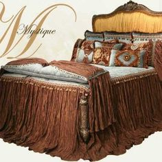 Mystique Luxury Bedding | Reilly-Chance Collection
