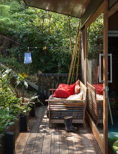A coastal home in Thames offers a secret sanctuary