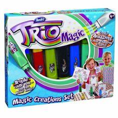 Dreifach-Farben - zauberhafte Kreationen