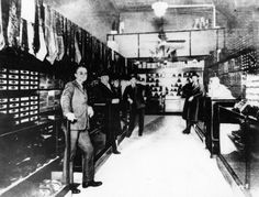 Inside the Truman and Jacobson Haberdashery. Shortly before Truman's marriage, he and Jacobson had opened a haberdashery at 104 West 12th Street in downtown Kansas City. After brief initial success, the store went bankrupt during the recession of 1921. Truman did not pay off the last of the debts from that venture until 1934, when he did so with the aid of a supporter. Jacobson and Truman remained close friends, and Jacobson's advice to Truman on Zionism later played a role in the U.S…
