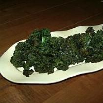 Crispy Kale Recipe