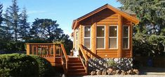 Choose from various park home designs! www.popeslanding.com