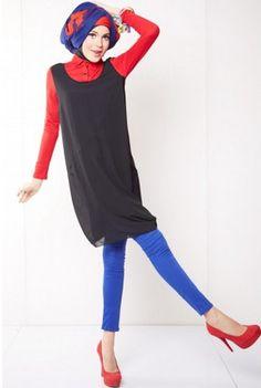Model Baju Muslim Terbaru Remaja Modern