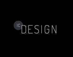 """Check out new work on my @Behance portfolio: """"IC DESIGN"""" http://be.net/gallery/33425323/IC-DESIGN"""