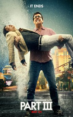 The Hangover Part III: Extra Large Movie Poster Image - Internet Movie Poster Awards Gallery
