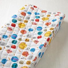 Deep Space Changing Pad Cover  | The Land of Nod