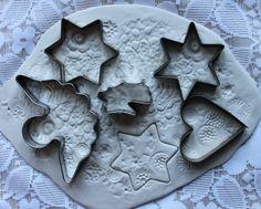 Ornamenteret saltdejspynt