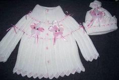 Ceket örnekleri Ve Modelleri Ister Kız Dilerseniz Erkek Bebekleri