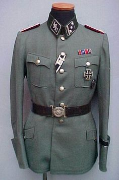 SS M-1936/1937 Officers Tunic