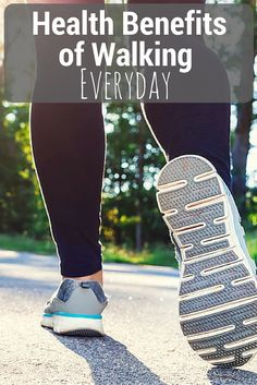 The health benefits of walking everyday can be amazing. From weight loss, to disease prevention, this is one simple exercise that you should try.