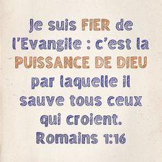 Et toi? #evangile #bonnenouvelle #puissance #chretien #Christ #Jésus #Dieu #LaBible #bible #versetdujour #verset