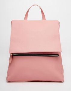 http://www.newtrendsclothing.com/category/backpack/ Image 1 of ASOS Zip Front Square Backpack