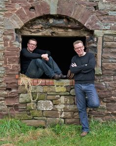 The Proclaimers (One of the GREATEST rock bands of all time...my personal opinion) photo by Colin Bell